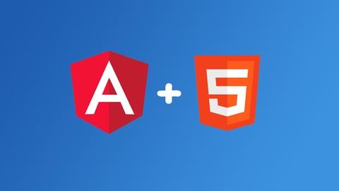 Angular: Convierte cualquier template HTML en una WebAPP