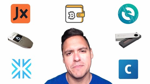 Cryptocurrency Wallets Course: Secure Your Cryptos Safely!