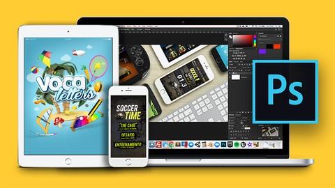 Master Diseño Digital con Adobe Photoshop CC 2019 + 30 horas*