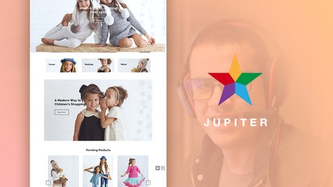 How To Create A One-Page Website Using Jupiter WP Theme