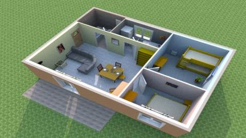 Netcurso-diseno-interiores-sweethome-3d