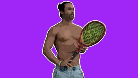 Netcurso-fit-tennis