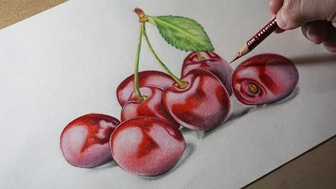 Netcurso-curso-de-dibujo-con-lapices-de-colores-dibujar-arte-a-color