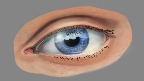 Paint an Eye: An Intro to Digital Painting