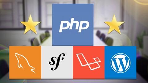 Master en PHP, SQL, POO, MVC, Laravel, Symfony, WordPress +#