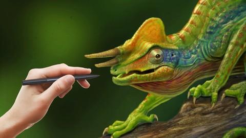 Netcurso-the-digital-painting-mega-course-beginner-to-advanced