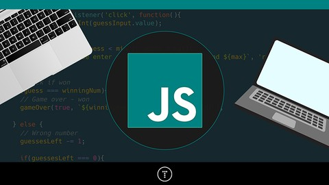 Image for course Modern JavaScript From The Beginning