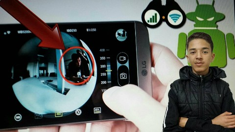 [TUTO] How to make your phone a surveillance camera