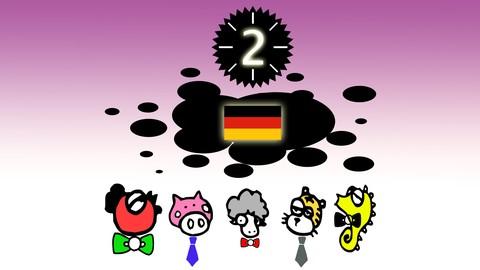 Разговорный немецкий с нуля: часть 2