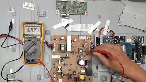 Aprende a reparar TV LCD desde cero - Introducción