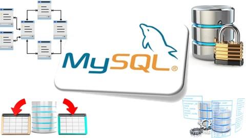 Curso MySQL de cero hasta experto Ver 5.7 y 8 Linux Act 2020*