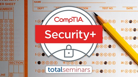 TOTAL: CompTIA Security+ Cert. (SY0-501) Practice Tests.