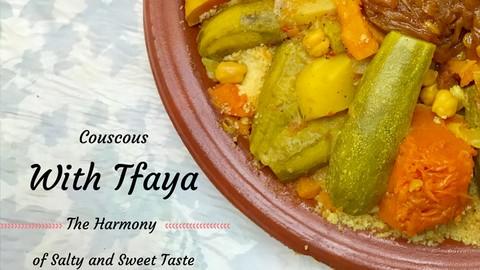 Netcurso-couscous-with-tfaya-moroccans-recipes