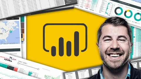 Microsoft Power BI – Up & Running With Power BI Desktop