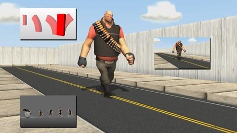 Netcurso-pack-3-en-1-animacion-de-personajes-3d-maya-nivel-basico