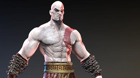 Netcurso-creacion-de-kratos-con-zbrush-vol2-indumentaria-de-kratos