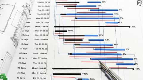 Netcurso-ms-project-creation-et-planification-de-projet