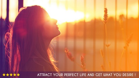 Complete Law of Attraction and  Guided Meditation Course !