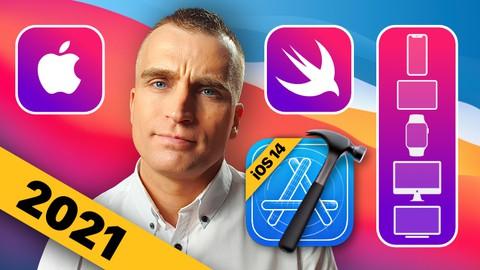 SwiftUI Masterclass 2021 - iOS 14 App Development & Swift 5