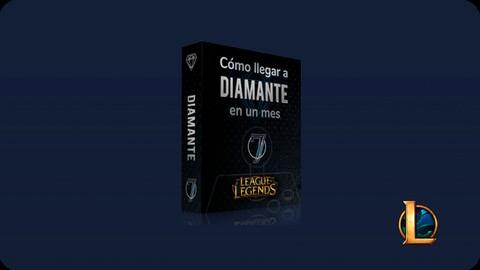Llega a diamante en un mes en League Of Legends