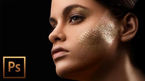 Pro beauty retouching