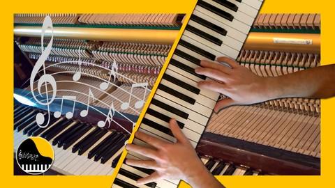 Curso de piano desde cero con un sistema que funciona ✅✅
