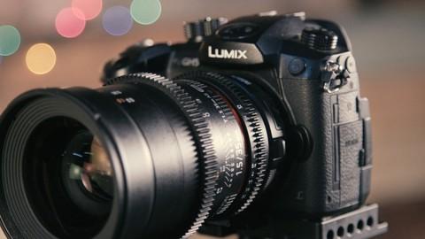 Filmmaking Database: Cinema Camera Lenses Masterclass