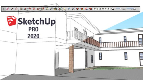 Aprende sketchup pro 2020 en UN DÍA (arquitecto instructor)