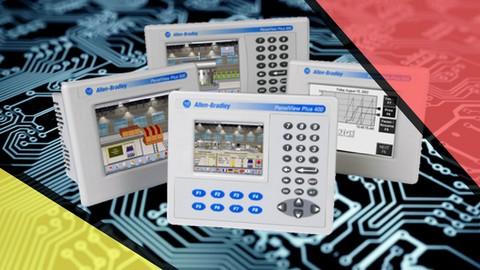HMI Programming & Design - FactoryTalk View ME SCADA PLC*