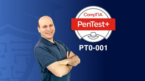 CompTIA Pentest+ (Ethical Hacking) Course & Practice Exam