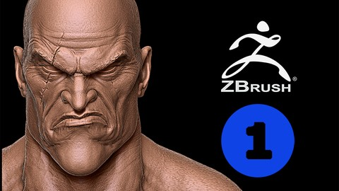 Netcurso-creating-characters-for-video-games-on-zbrush-kratos-vol-1