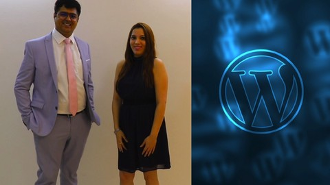Image for course How to build a website using WordPress