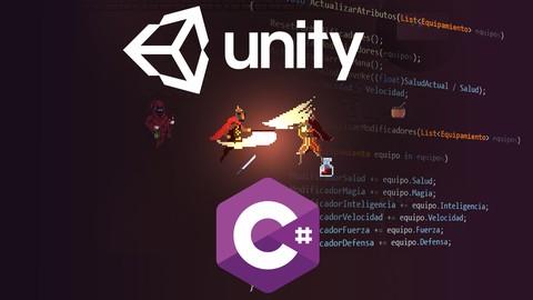 Netcurso-domina-c-y-unity-desde-cero-creando-un-rpg-action