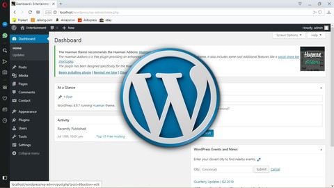 WordPress Easy Guide - WordPress for Beginners 2020