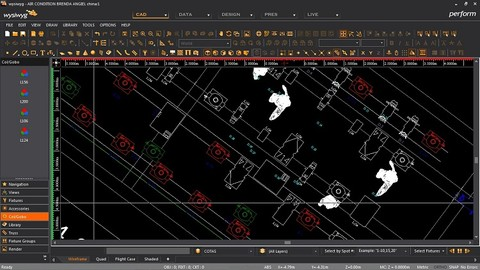 cast wysiwyg r36/40 curso de diseño en 3D de iluminación*