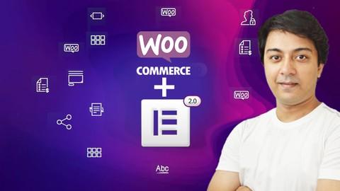 WordPress E-commerce theme for Woocommerce using Elementor