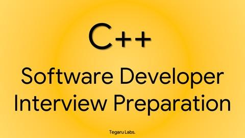 C++ Software Developer Interview Preparation