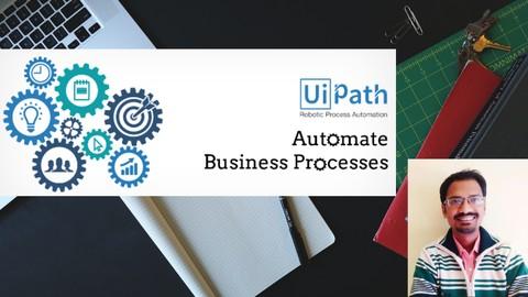 UiPath-Robotic Process Automation RPA Training Academy