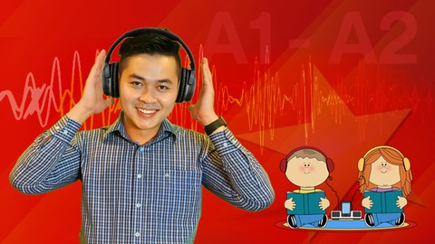 Vietnamese Listening for Beginners (A1 & A2)