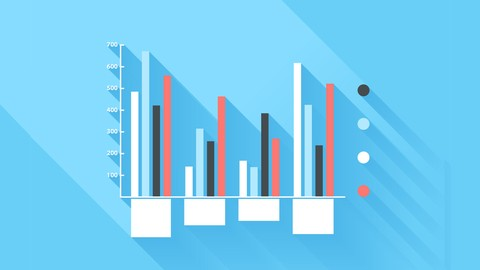 Image for course Statistics for Data Science using Python