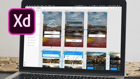 Adobe XD CC - Máster: Diseño profesional de prototipos.*