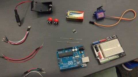 Build 11 Arduino Practical Projects today!
