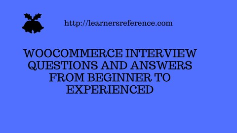 Woocommerce Interview Questions and answers