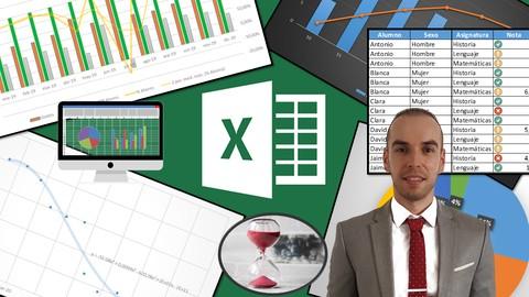 Microsoft Excel - Excel desde Principiante a Avanzado [2021]