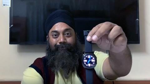 Learn to use Smartwatch or Gear Sport Watch