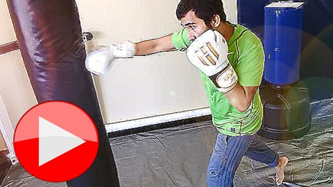 Fitness Kickboxing For Weight Loss and Health - Home Workout