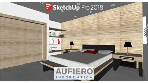 Curso Integral de SketchUp Pro 2018