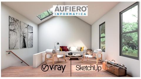 Netcurso-curso-integral-de-v-ray-para-sketchup