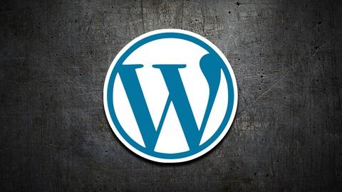 WordPress 2020: ¡Crea tu web Profesional de 0 a Experto!#