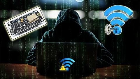 Hacking ético. Jammer Wifi fácil y rápido.
